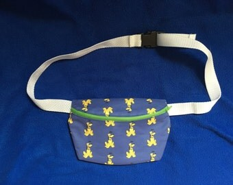 Mouse's Best Friend Fanny Pack