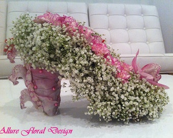 Unique Gift - Flower Shoe!