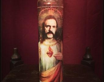 Lemmy Kilmister saint candle