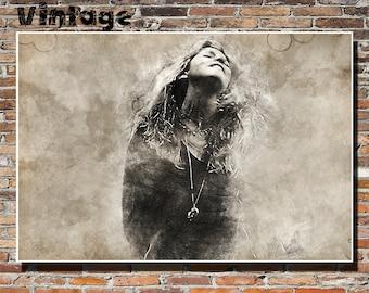 Stevie Nicks 19x13 Print, Poster, Wall Art, Fleetwood Mac, Buckingham Nicks, Tom Petty, Sheryl Crow, Joe Walsh
