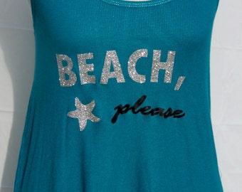 Beach Please Shirt
