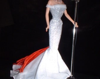 OOAK Barbie: Marilyn Monroe