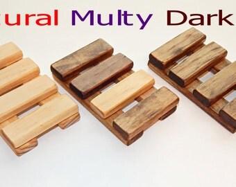 Soap display, Soap Dish, Soap Dish Drain, Soap Dish Wood, Soap Display Stand, Handmade dish