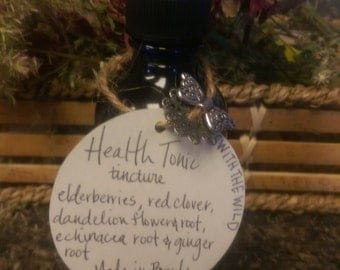 Health Tonic Tincture