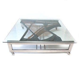 Sohmer And Co. Piano Coffee Table