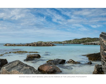 Bostadh Beach, Great Bernera, Lewis, Outer Hebrides