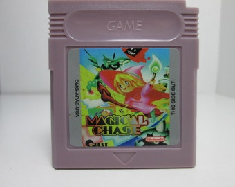 Magical Chase fan made reproduction Gameboy Color