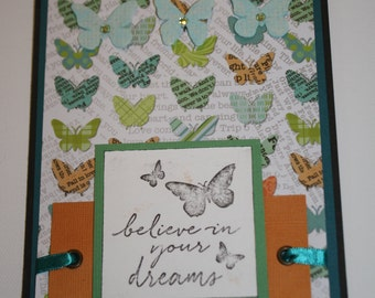 Believe in your Dreams All Occasion Card