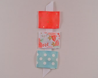 m2m Made to Match Matilda Jane Happy and Free Hair Clip Set
