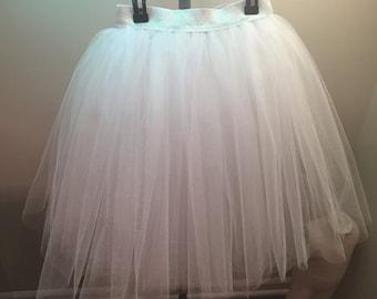 Custom Adult Tulle Skirt