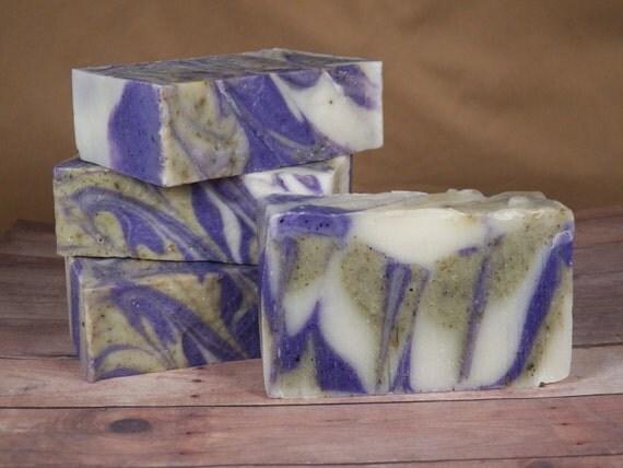 All Natural, Yuzu, Cold Process Soap