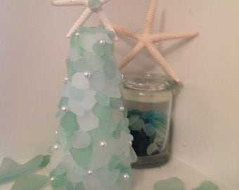 Genuine Seaglass Tree