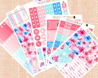 FINAL STOCK Floral of July kit FULL