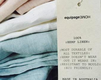 Bed Linen 100% HEMP LINEN