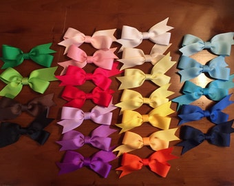 You choose 6 bows!