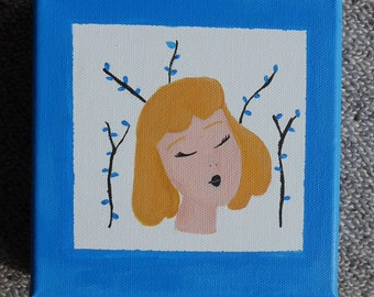 Lola Blue - New version of Thinking In Blue-