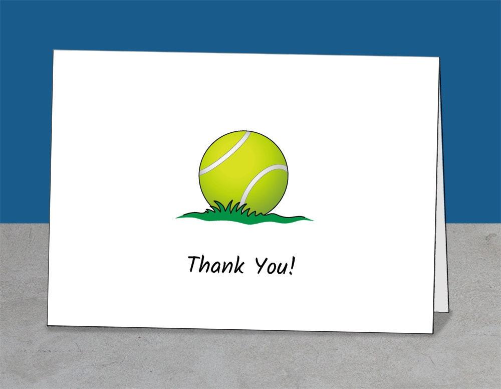 Thank You Tennis Coach Mentor Team Gift Coach Thank You