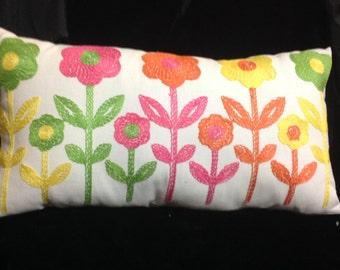 Vintage Flower Pillows