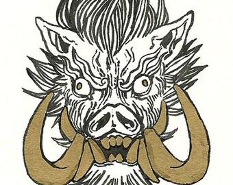 The Boar [ORIGINAL]