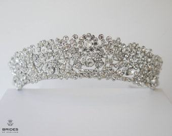 Ivory & Co Bridal Tiara