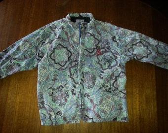 Vintage Rip Curl surf jacket L 1990s