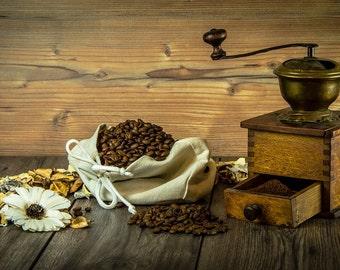 Coffee, Greek Coffee, Freshly grinded,