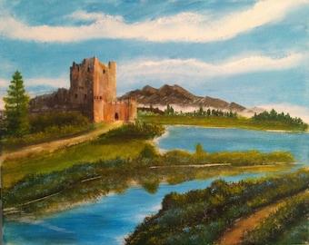 Old Irish Castle