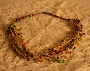 Beautiful Bead Necklace