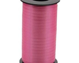 Rose curling ribbon    (18-S-141)