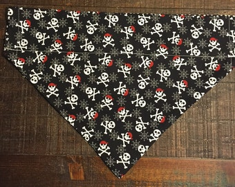 A Pirates Life for Me! Dog Bandana