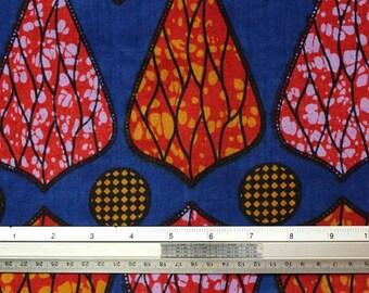 African fabrics Fat Quarter