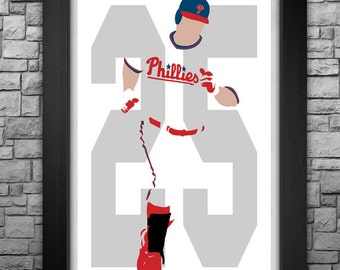 JIM THOME minimalism style limited edition art print. Choose from 3 sizes!