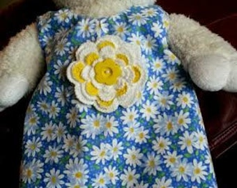Crisscross Infant Dress
