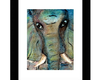 SOLD - Elephant Blues