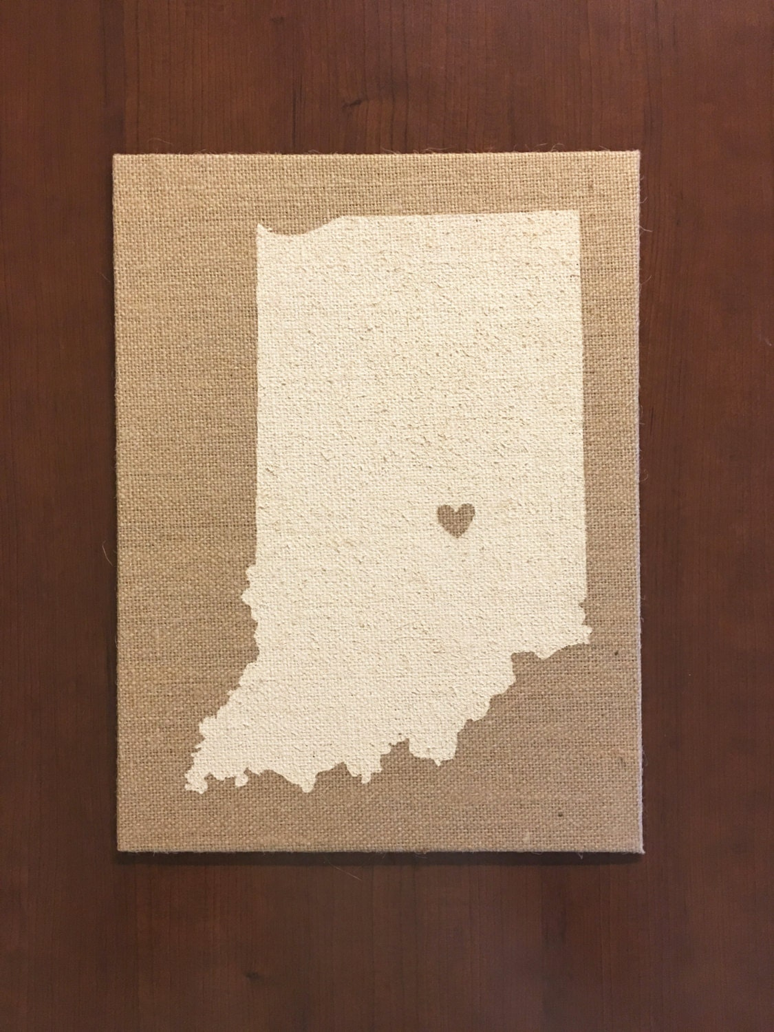 Your state and location home decor by kaysmithdesign on etsy for Home decor locations