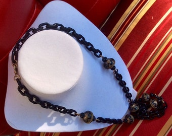 Retro Marlyn Schiff 18 Inch Necklace