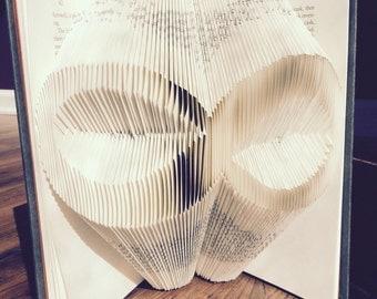 Infinity Folded Book
