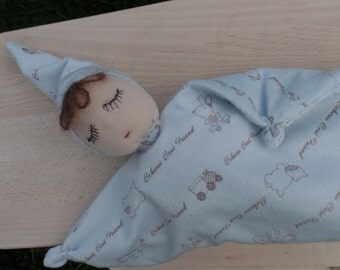Baby crib toy (sleepy toy)