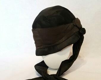 Vintage Victorian Bonnet