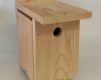 Rustic Cedar Birdhouse