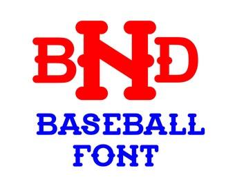 Monogram Font Svg, baseball Monogram, Cricut Fonts, Svg Fonts, baseball alphabet