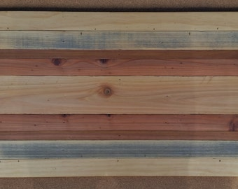 Reclaimed Wood Table Board