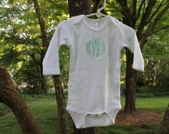 Long-sleeved Onesie for Baby Boy or Girl