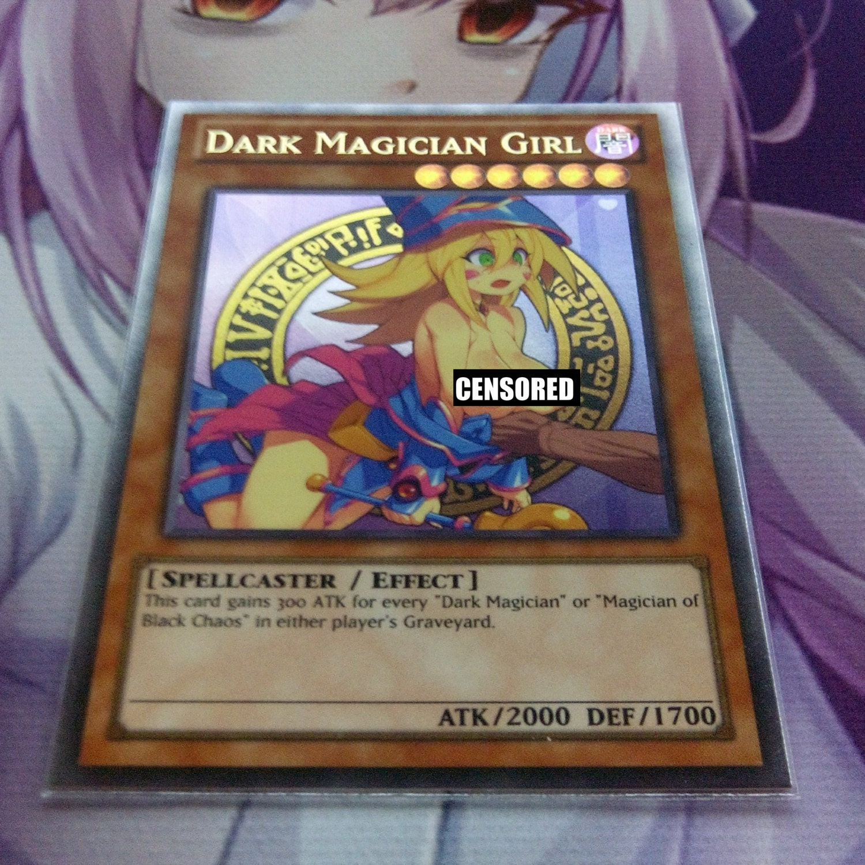 dark magician 12 ultra rare orica proxy fanmade