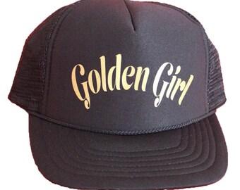 Golden Girl Youth Trucker
