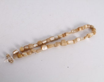 Antique Christianity Orthodox Mother-of-Pearl Prayer Beads.
