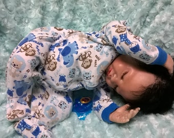 Xavior the little.. preemie  reborn baby!  is  ready for a mommy!