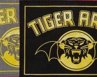TIGER ARMY (165) psychobilly patch