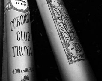 Cigars... Corona Club...