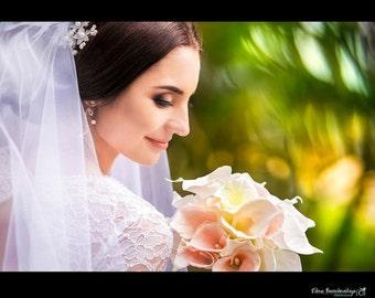 Wedding flowers bouquet callas